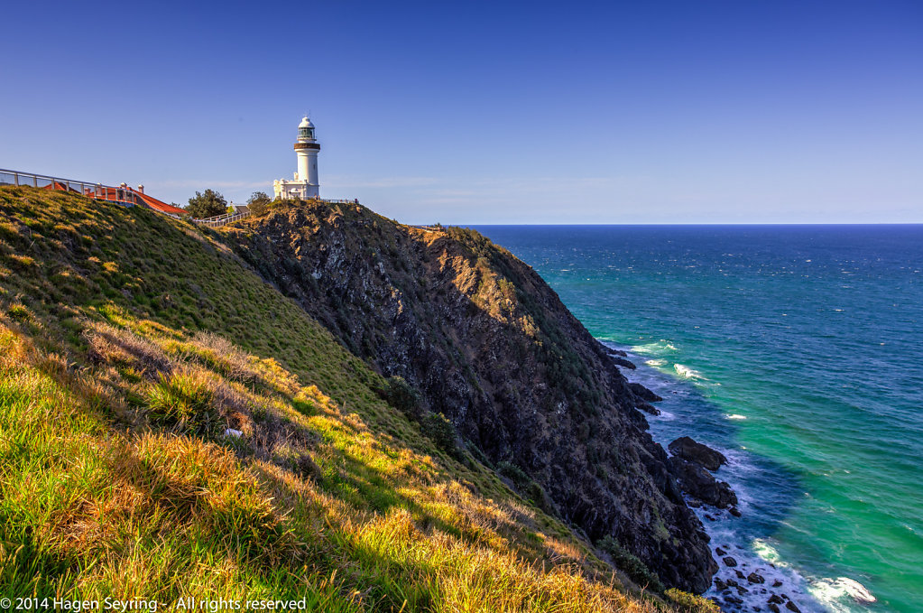 Lighthouse of Byron Bay